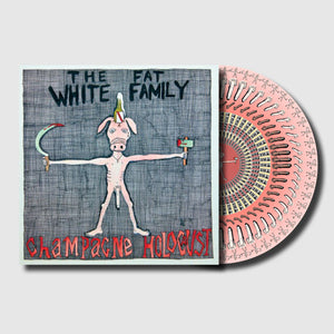 "Fat White Family: Champagne Holocaust 12"" Dick-ture Disc"
