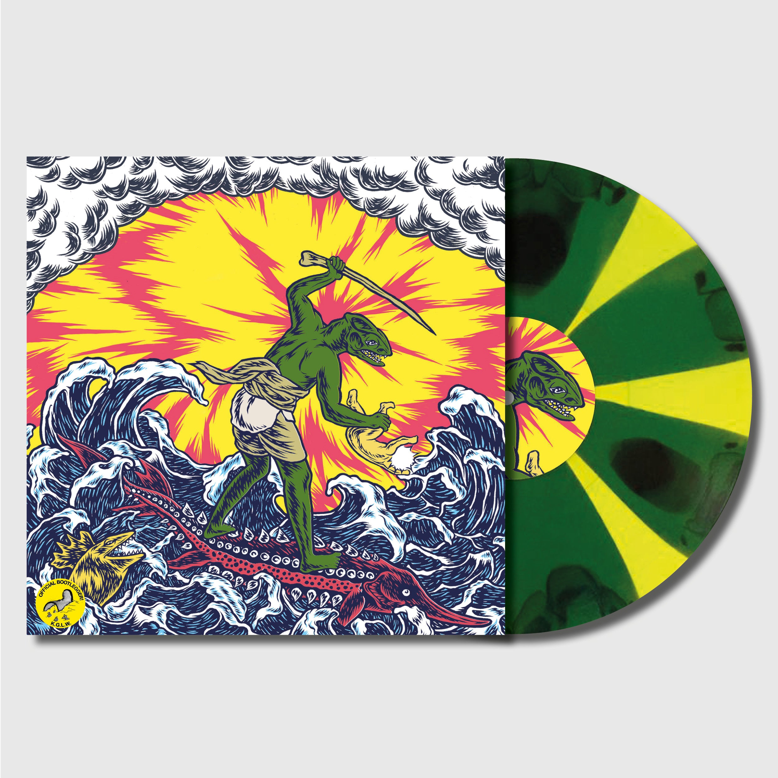 King Gizzard - Teenage Gizzard (Cornetto Bootleg Edition)