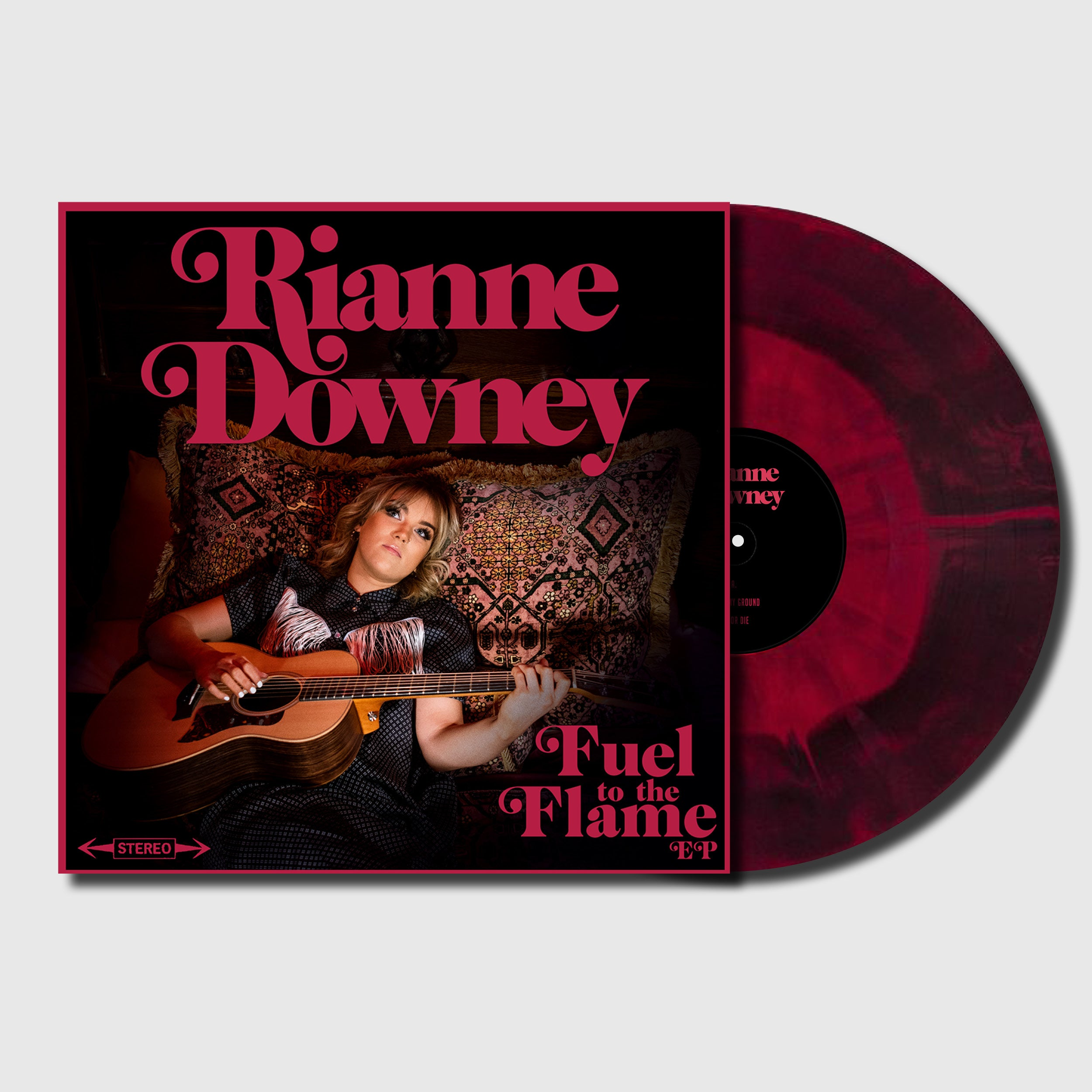 Rianne Downey: Fuel To The Flame EP
