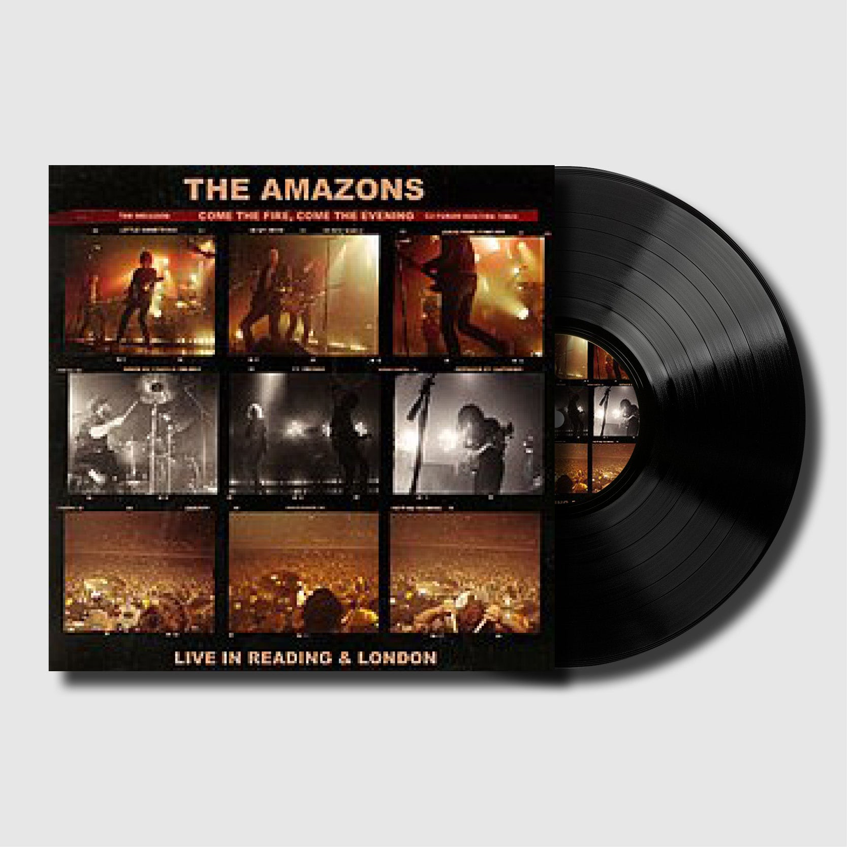 The Amazons: Come The Fire, Come The Evening