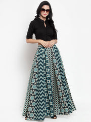 Get Glamr WomenFully Stiched Lehenga Choli