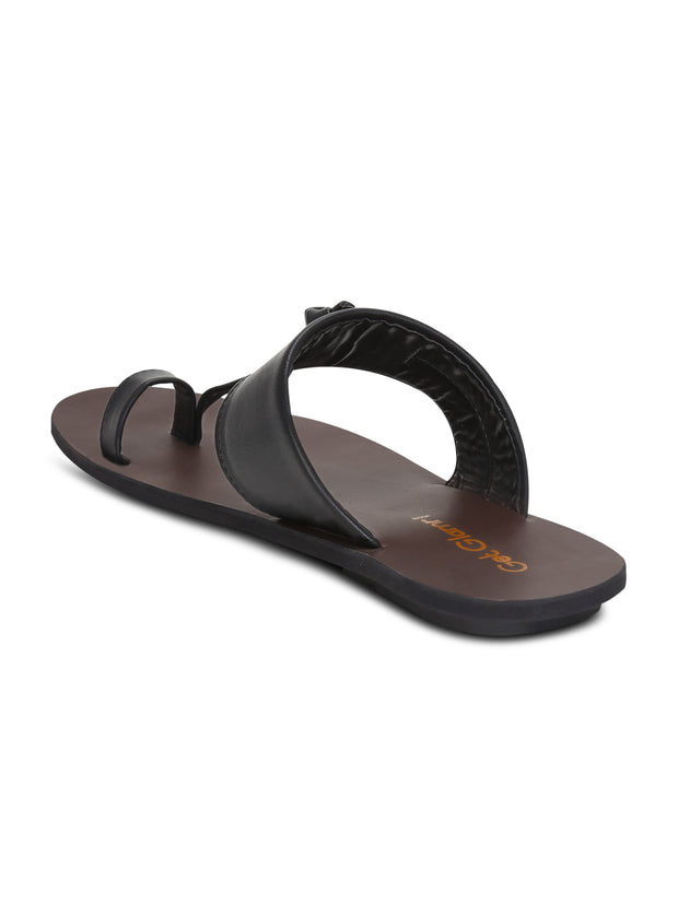 Get Glamr Men Classic Chappals