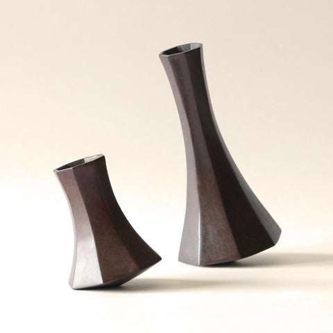 Set of Quill Vases