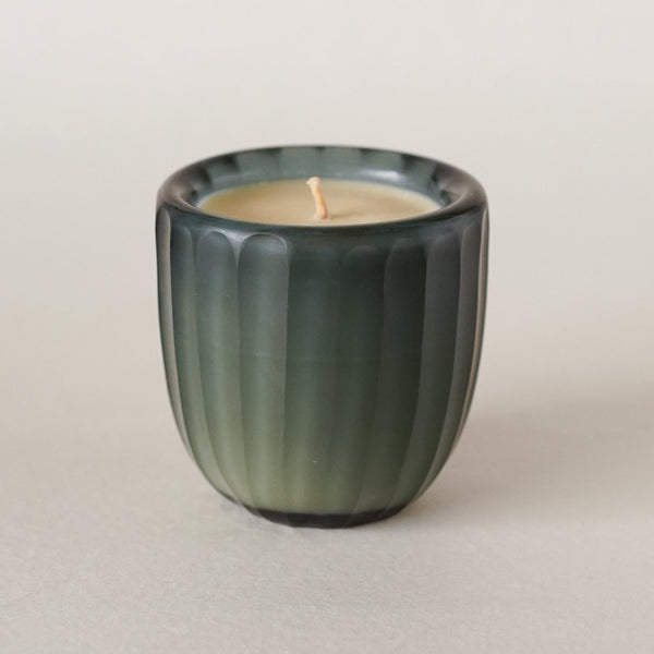 Scented Candle - Blue M