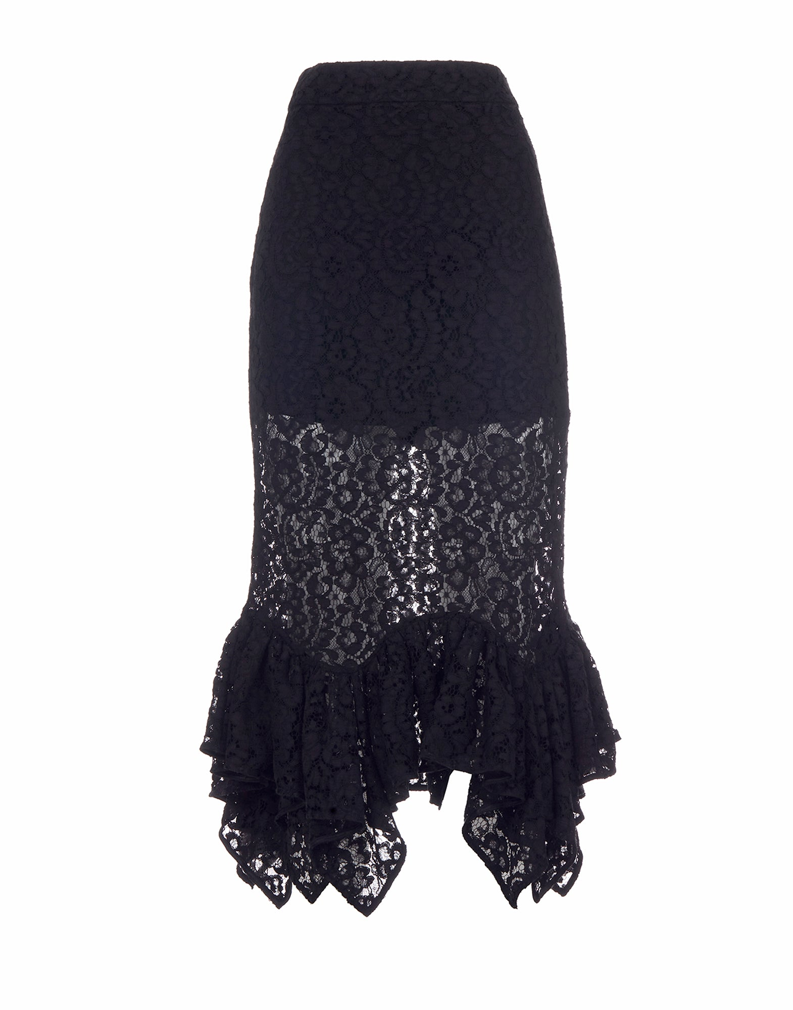 Black skirt in lace - NEW COLLECTION