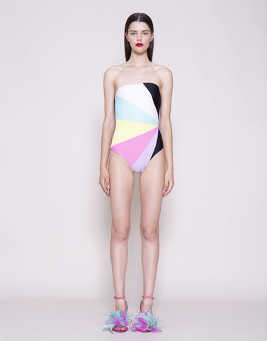 Multicolor swimsuit | NEW ARRIVALS