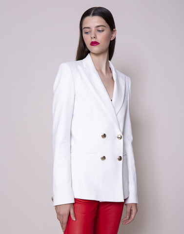AMEN-WHITE-DENIM-BLAZER-AMS20600