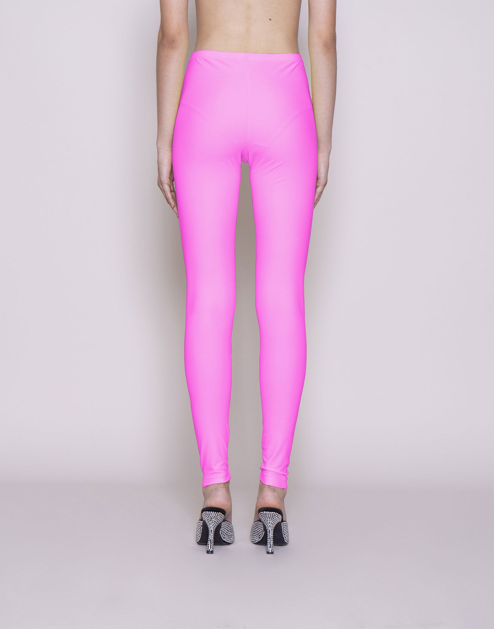 Pink lycra leggings | NEW ARRIVALS
