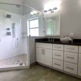 Full Bathroom Remodel