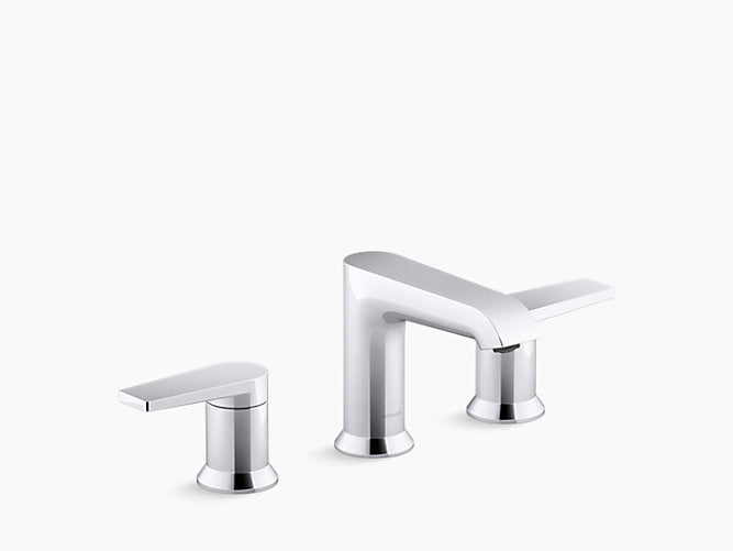 Hint™Widespread bathroom sink faucet