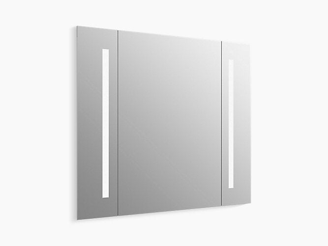 "Verdera®lighted mirror, 40"" W x 33"" H"