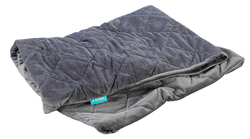 The Hug Weighted Blanket - Adult - 7kg / Navy