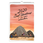 SLIGHTLY IMPERFECT 2020 Great Adventures Calendar