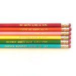 Girls in STEM Pencil Pack