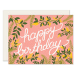 Botanical Birthday