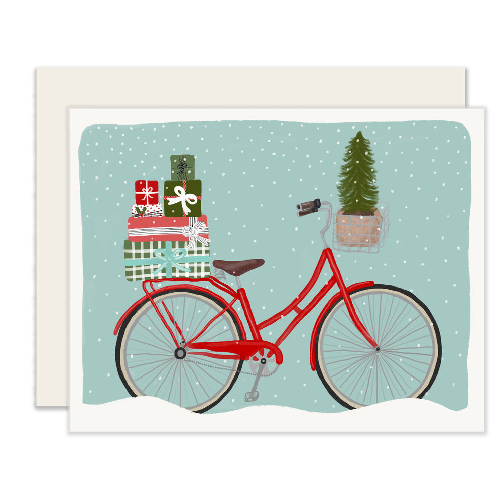 Holiday Bicycle