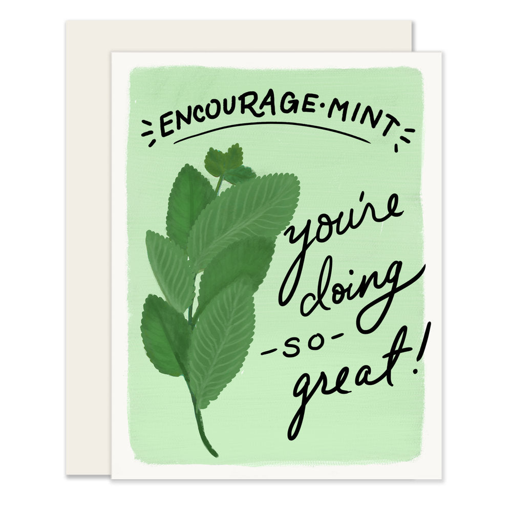 Encourage-Mint
