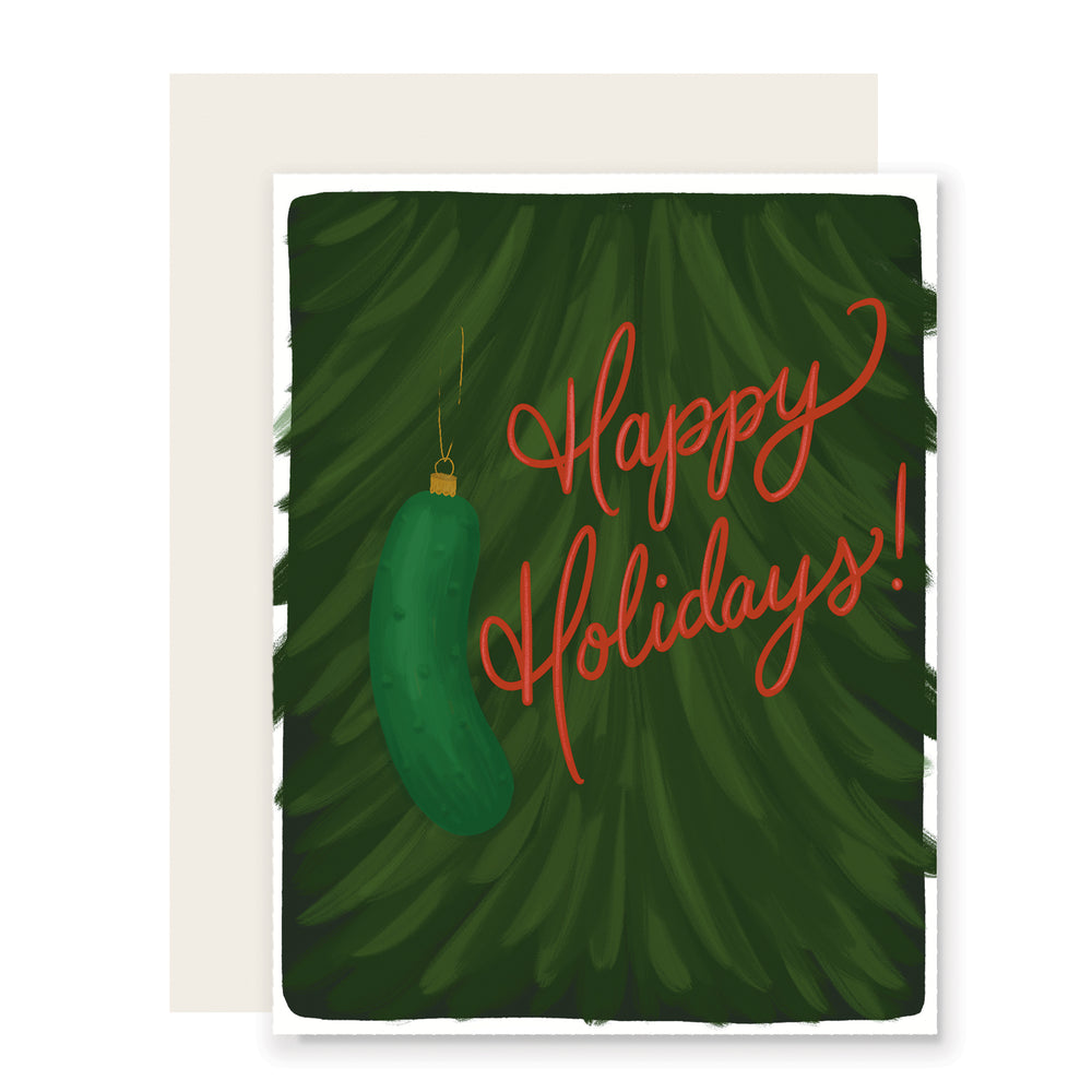 Holiday Pickle