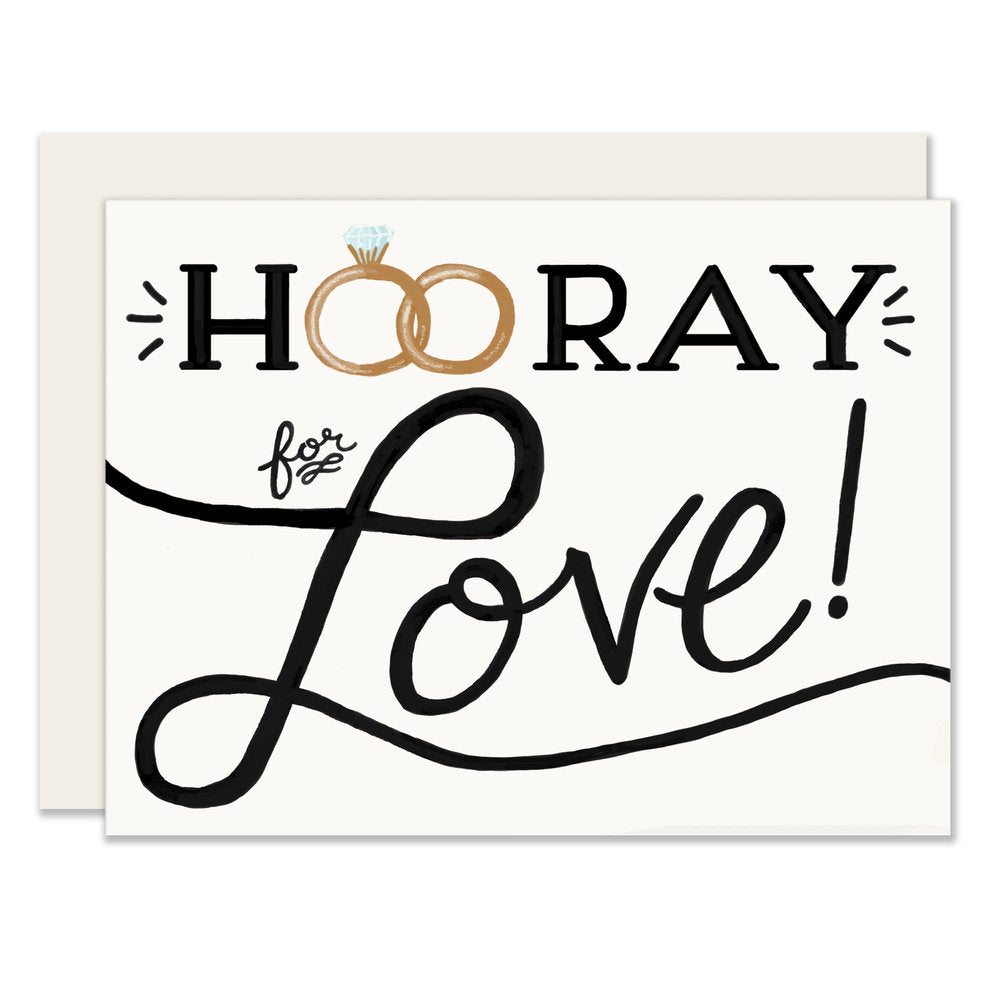 Hooray for Love