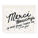 Merci - Fancy Thank You