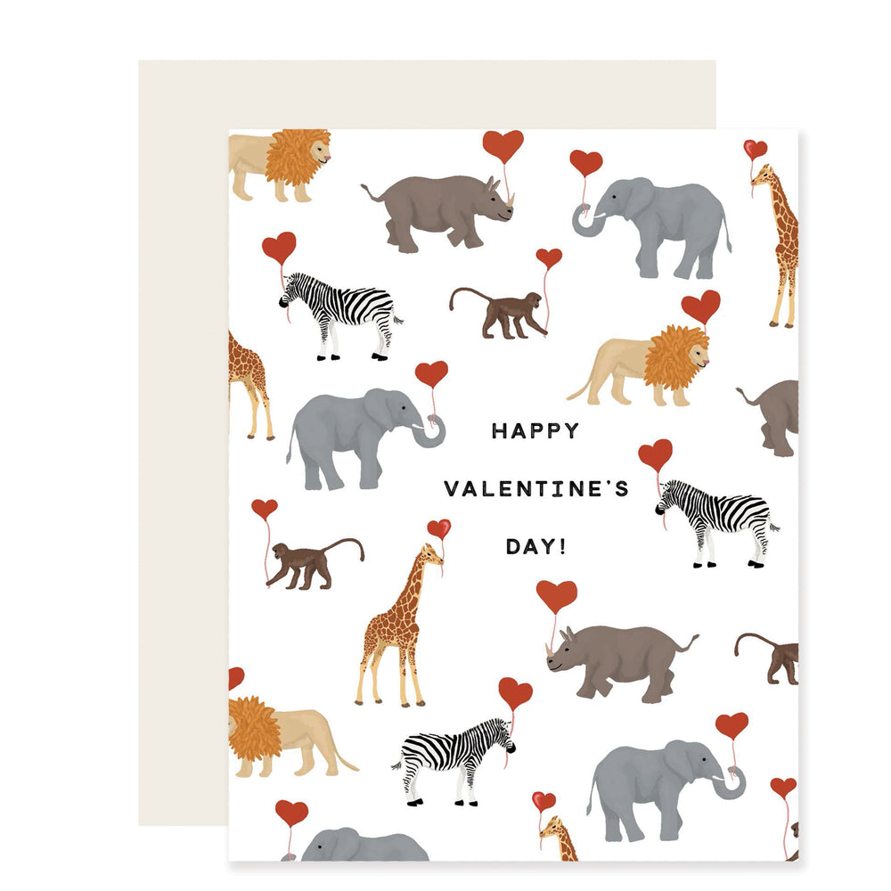 Safari Valentine