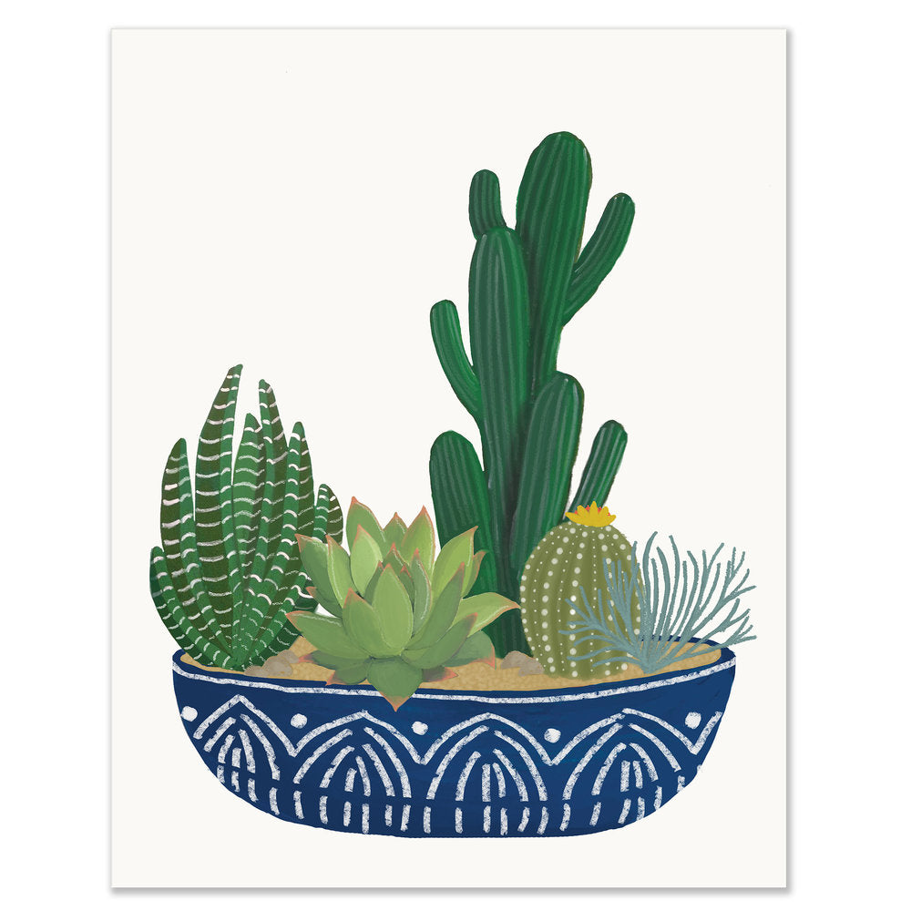 Succulents | Art Print