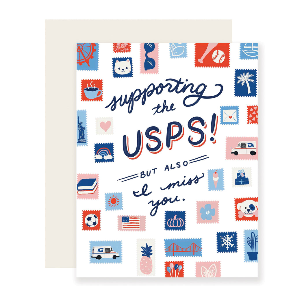 Supporting the USPS