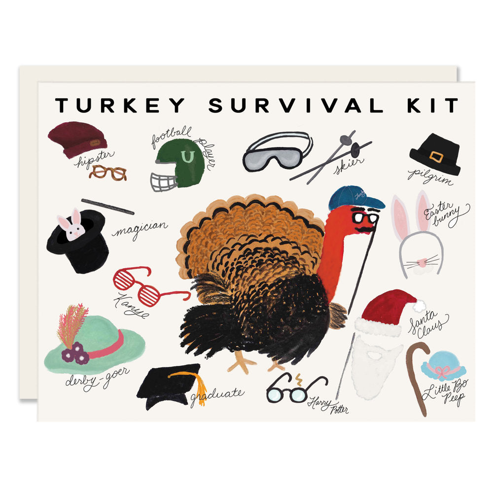 Turkey Survival Kit