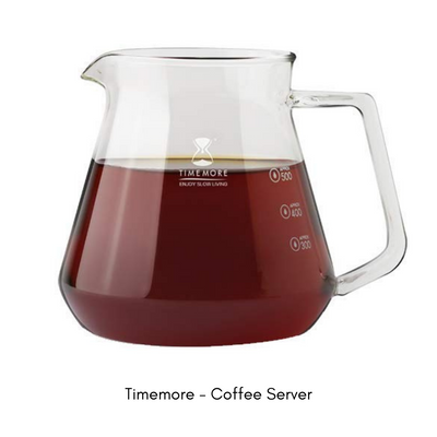 timemore coffee server