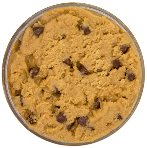 GLUTEN FREE CHOCOLATE CHIP COOKIE DOUGH