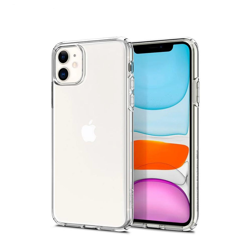TPU transparentní kryt na iPhone 11