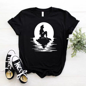 Camiseta Estampada T-shirt  Ariel