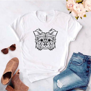 Camiseta estampada tipo T-shirt YORKSHIRE