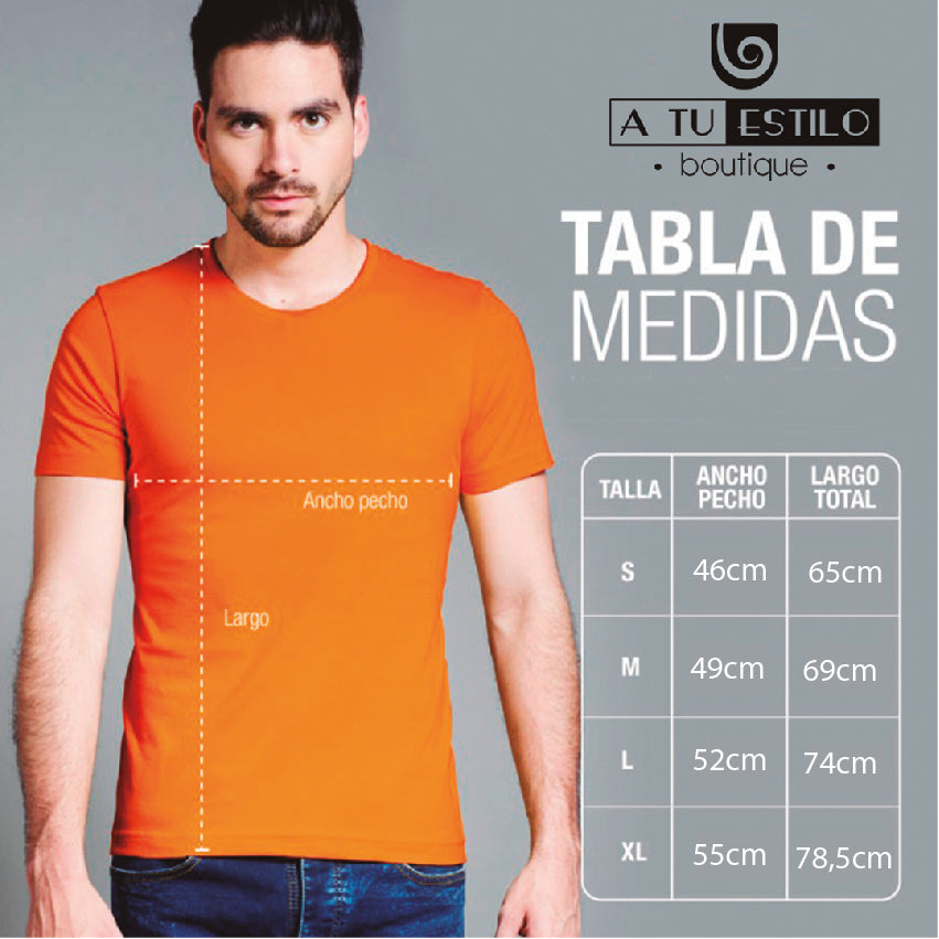 Camisa estampada para hombre  tipo T-shirt EVENT PHOTOGRAPHER