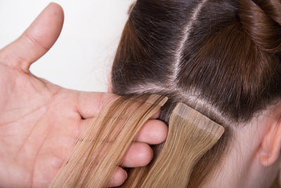 11 Crazy Simple Tricks With Hair Extensions