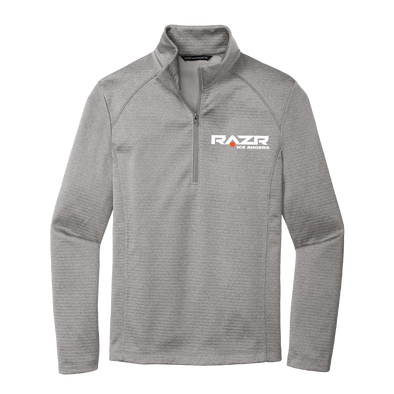 Razr Men's Diamond Heather Fleece 1/4 Zip Pullover