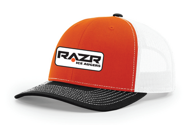 Razr Classic Trucker Cap Orange/Black/White