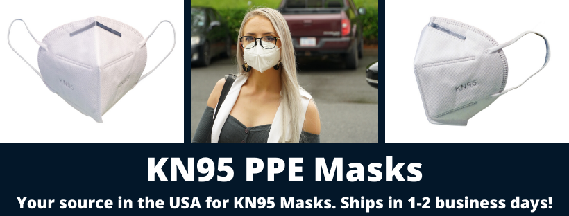 In Stock KN95 Face Masks