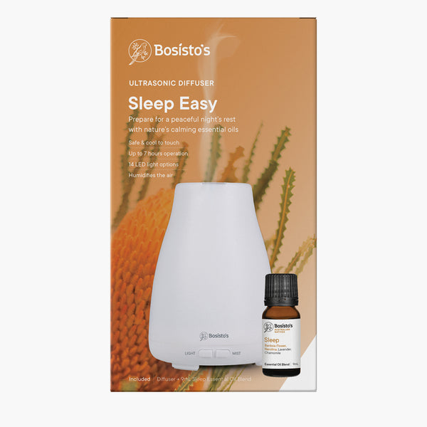 Sleep Easy Ultrasonic Diffuser