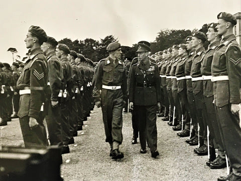 Passing out Parade July 1948