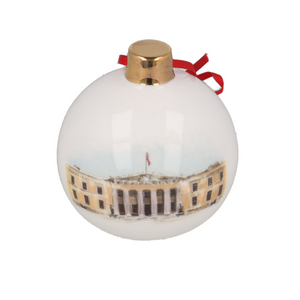 Christmas Bauble - Old College