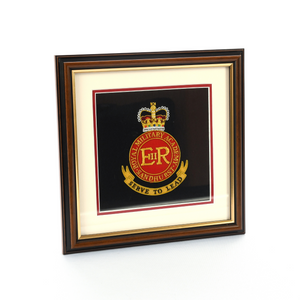 Embroidery - RMAS Crest