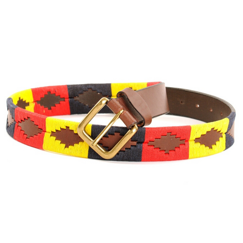 Gaucho Belt in RMAS Colours