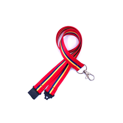 Lanyard - RMAS Colours