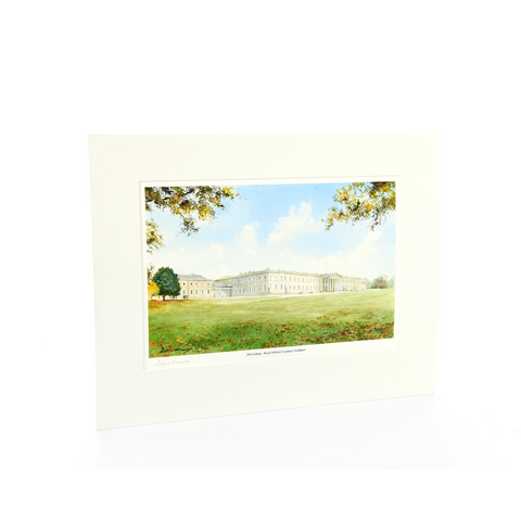 Greeting Card - Old College