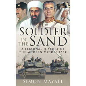 Book - Soldier in the Sand - Simon Mayall (Signed)