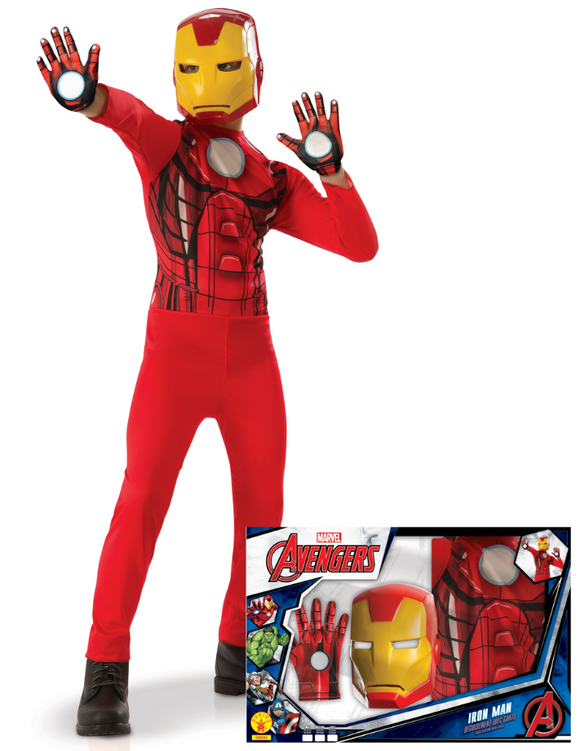Coffret panoplie super héros Iron Man™