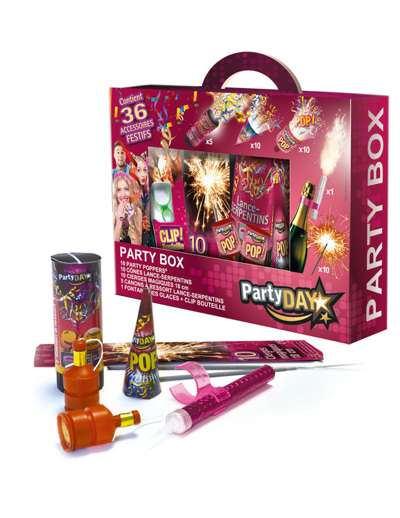 Kit de fête Party Box