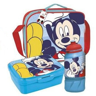 Lunch box Mickey Mouse
