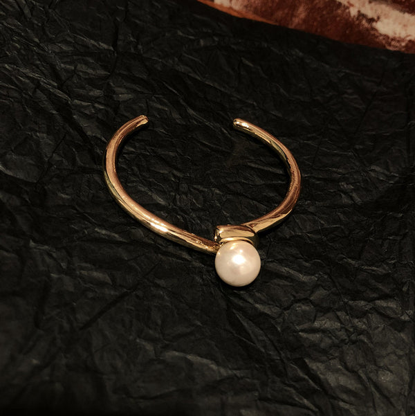 Twisted Pearl Bracelet - Damnbling
